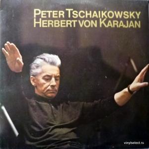 Herbert Von Karajan - P. Tschaikowsky - Romeo Und Julia, Der Nussknacker...
