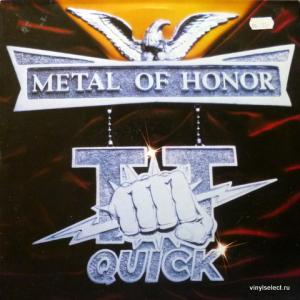 TT Quick - Metal Of Honor (feat. Mark Tornillo / Accept)