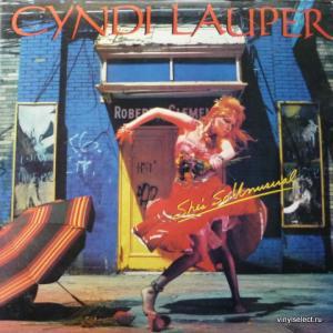 Cyndi Lauper - She's So Unusual