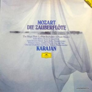 Wolfgang Amadeus Mozart - Die Zauberflöte (The Magic Flute) feat. Herbert Von Karajan