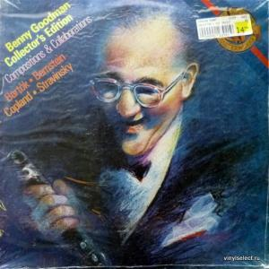 Benny Goodman - Compositions & Collaborations - Bartók, Bernstein, Copland, Stravinsky