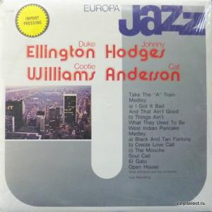 Duke Ellington - Europa Jazz - Vol.10 (feat. Cat Anderson, Cootie Williams, Johnny Hodges)