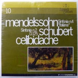 Felix Mendelssohn / Franz Schubert - Sinfonia N.4