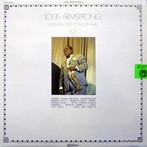 Louis Armstrong - Integral Nice Concert - 1948 Vol.1