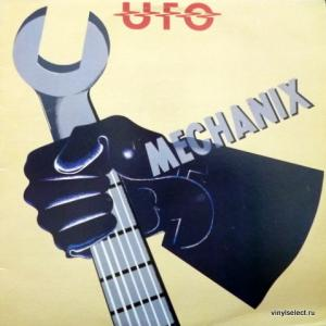 UFO - Mechanix