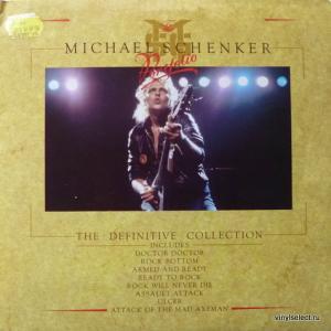 M.S.G. (Michael Schenker ex-UFO, ex-Scorpions) - Portfolio