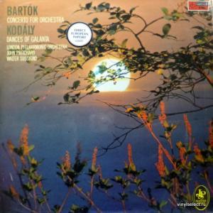 Béla Bartók / Zoltán Kodály - Concerto For Orchestra / Dances Of Galanta