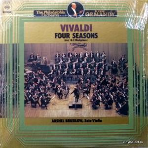 Antonio Vivaldi - Four Seasons (feat. Eugene Ormandy & Anshel Brusilov)