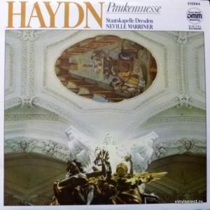 Joseph Haydn - Paukenmesse (feat. Neville Marriner & Staatskapelle Dresden)
