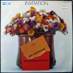 Singers Unlimited, The - Invitation (feat. Art Van Damme)