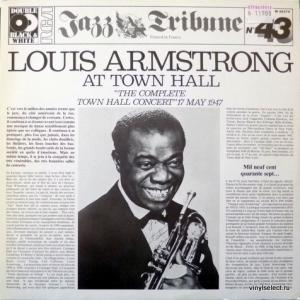 Louis Armstrong - Louis Armstrong At Town Hall - The Complete Town Hall Concert. 17 May 1947