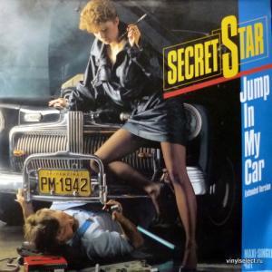 Secret Star - Jump In My Car (produced by D.Bohlen)