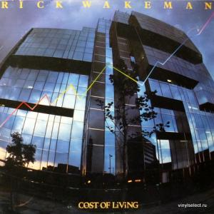Rick Wakeman (ex-Yes) - Cost Of Living