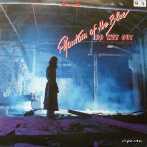 Phantom Of The Blue - No Way Out (Special Phantom Mix)