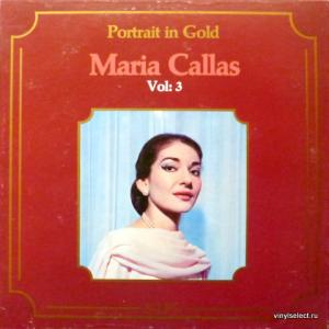 Maria Callas - Portrait In Gold Vol:3