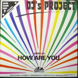 DJ's Project - How Are You (produced by Mike Mareen)