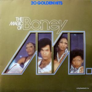 Boney M - The Magic Of Boney M.
