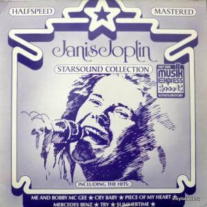 Janis Joplin - Starsound Collection