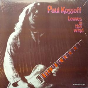 Paul Kossoff (ex-Free) - Leaves In The Wind