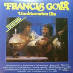 Francis Goya - Unohtumaton Ilta