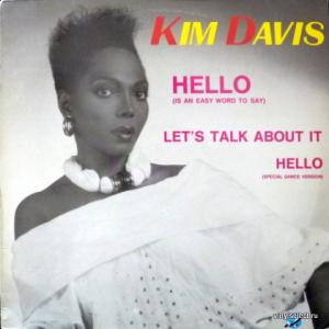 Kim Davis - Hello (Is An Easy Word To Say)