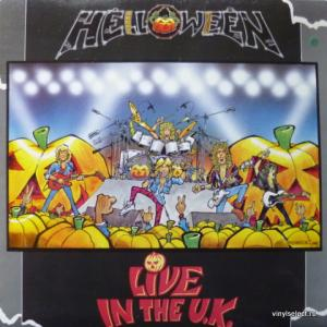 Helloween - Live In The U.K.