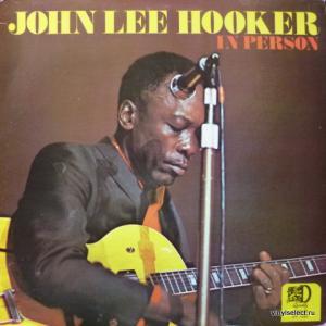 John Lee Hooker - In Person