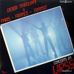 Paris France Transit (Space) - Concerts En URSS