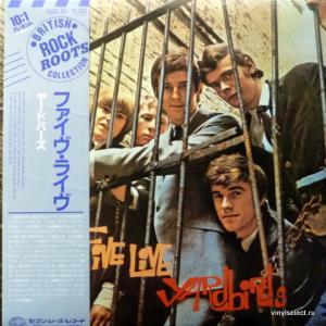 Yardbirds, The - Five Live Yardbirds
