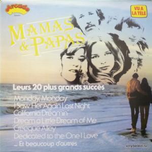 Mamas & Papas,The - Leurs 20 Plus Grands Succès