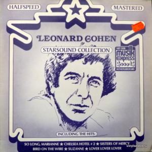 Leonard Cohen - Starsound Collection