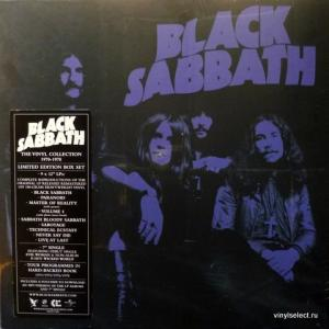 Black Sabbath - The Vinyl Collection 1970-1978