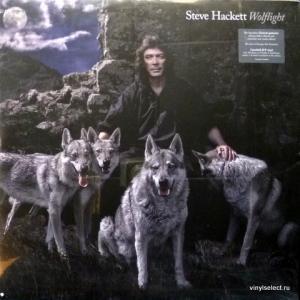 Steve Hackett (ex-Genesis) - Wolflight