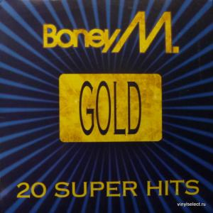 Boney M - Gold - 20 Super Hits