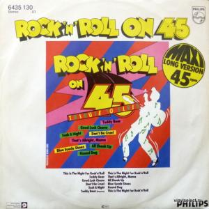 Rock 'n' Roll On 45 - Tribute To Elvis