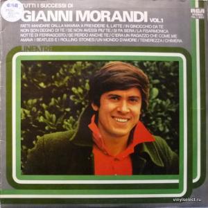 Gianni Morandi - Tutti I Successi Di Gianni Morandi Vol.1 (feat. Ennio Morricone Orchestra)