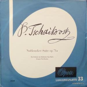 Piotr Illitch Tchaikovsky (Петр Ильич Чайковский) - Nussknacker-Suite Op. 71a