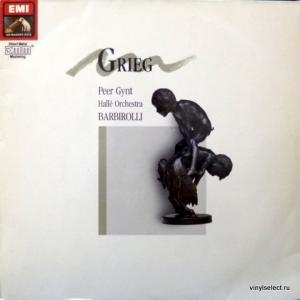 Edvard Grieg - Peer-Gynt (feat. Sir John Barbirolli & Halle Orchestra)