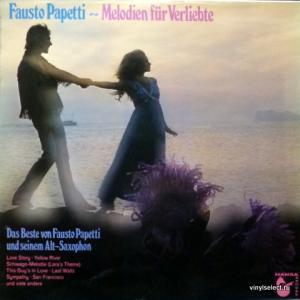 Fausto Papetti - Melodien Fur Verliebte