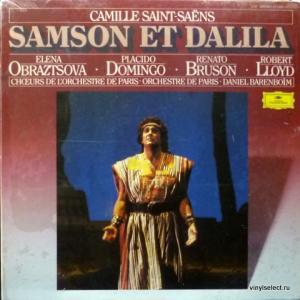 Camille Saint-Saens - Samson Et Dalila (feat.  E.Obraztsova • P.Domingo • D.Barenboim)