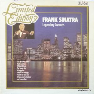 Frank Sinatra - Legendary Concerts