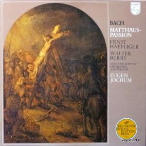 Johann Sebastian Bach - Matthäus-Passion (feat. E.Haefliger, W.Berry, Concertgebouw Orchester & E. Jochum )