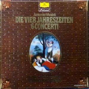 Antonio Vivaldi - Die Vier Jahreszeiten - 6 Concerti (feat. Herbert Von Karajan & Berliner Philharmoniker)
