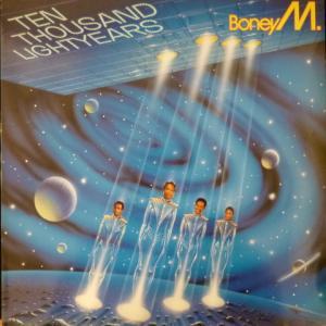 Boney M - Ten Thousand Lightyears