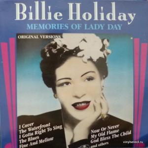 Billie Holiday - Memories Of Lady Day