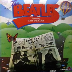 Beatles,The - The Beatles Featuring Tony Sheridan