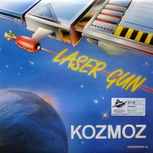 Kozmoz - Lasergun (produced by Michiel van der Kuy)