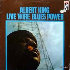 Albert King - Live Wire / Blues Power