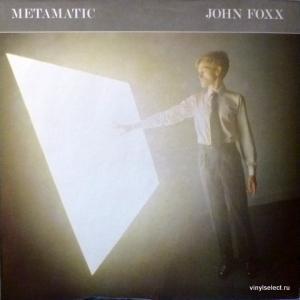 John Foxx (ex-Ultravox) - Metamatic