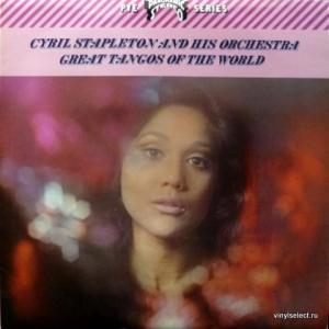 Cyril Stapleton Orchestra, The - Great Tangos Of The World